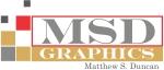 """MSD Graphics logo"""