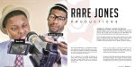 """""""Rare Jones Magazine Layout"""